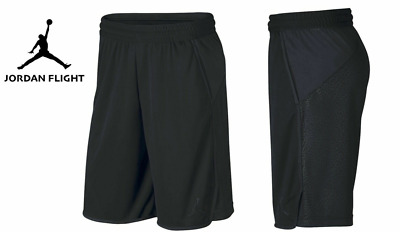 Nike Air Jordan Flight (Dry) Training Shorts Black Sizes M L Xl 3Xl New Nwt🔥