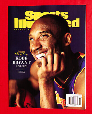 Kobe Bryant 2020 Tribute SPORTS ILLUSTRATED Magazine Special Collectors issue 💗