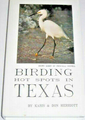 Birding Hot Spots in Texas II