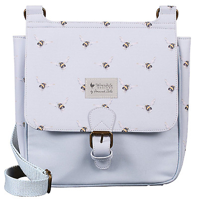 Wrendale Designs Satchel Crossbody Bag Bee