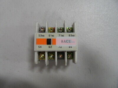Fuji Electric Auxiliary Contact SZ-A22