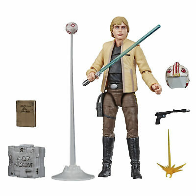 Star Wars The Black Series Luke Skywalker (Skywalker Strikes) Figure