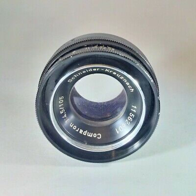 Schneider-Kreuznach Comparon 105mm f/4.5 Enlarger Lens - 34mm Screw Mount