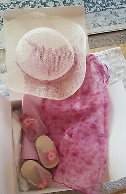 American Girl Doll 2004 Garden Party Outfit- New In Box