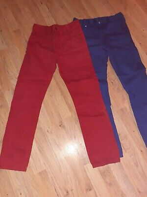 Bundle Of Boys/Girls Jeans Age 12 - 13