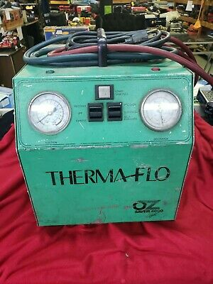 **Thermaflo Ac Recovery Unit Oz Saver 4000 Light Refrigerant Hvac