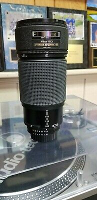 NIKON AF Nikkor 80-200mm f/2.8 ED Bright Zoom Lens