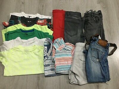 Boys Bundle Size 4-5 Next Mothecare George Matalan M&S Zara Tu