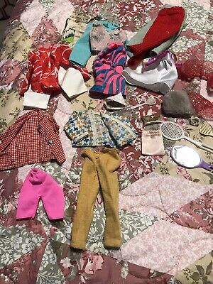 Barbie Clothes Home Made Lot Of 24 Doll Isn't Included!