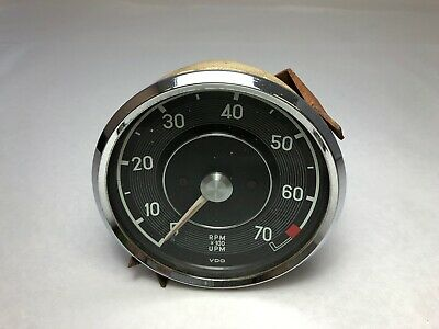 For Mercedes Benz 1963-1971 Tach Tachometer Cable SL W113 W111 Gemo 1135420707