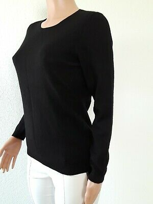 Charter Club 100% Cashmere sweater women NEW Size S, M Color Black Luxury S3