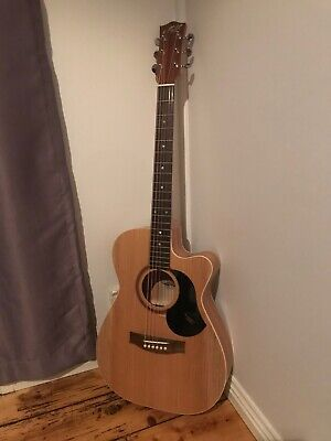 maton acoustic guitar