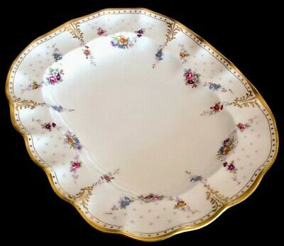 Royal Crown Derby Royal Antoinette  Large Oval Serving Platter
