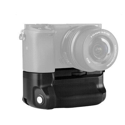Meike 1/4inch Thread Veitical Battery Grip for Sony a6300/a6000 DSLR Camera