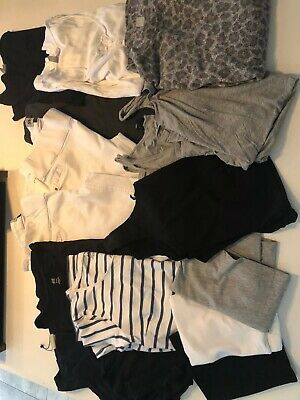 maternity clothes size 12-14 bundle Asos Newlook H And M Seraphine