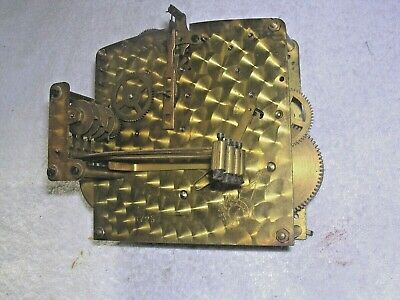 Clock  Parts ,Perivale  Movement , 4 Hammers ,Good Working Order