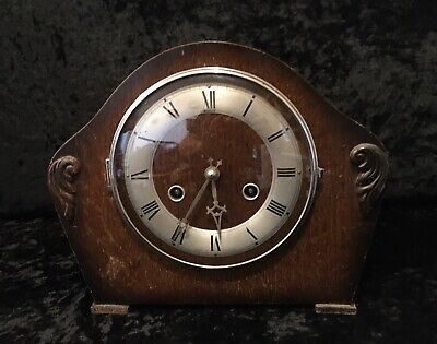 antique mantle clock - Spares Or Repairs