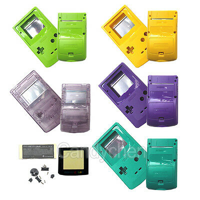 New Replacement Repair Full Shell Housing Pack Case Cover For Game Boy Color GBC