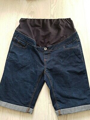 New Look Maternity Shorts Size 10 With Elastic Waistband