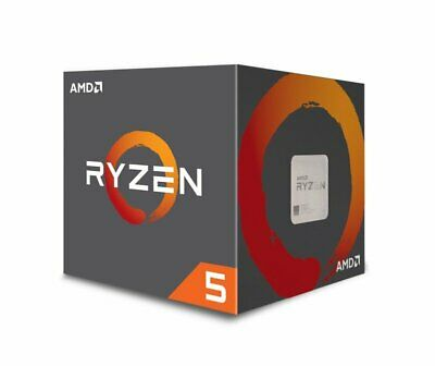 AMD Ryzen 5 1600X - 3.6GHz Quad-Core (YD160XBCAEWOF) Processor