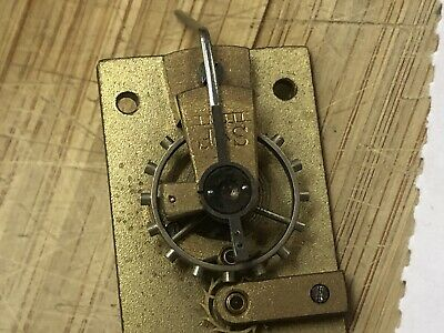 379 - Antique Clock Platform Escapement - Carriage / Mantel Clock