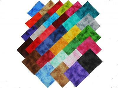 68 5 Inch Quilting Fabric Squares Marble 34 Different Colorways