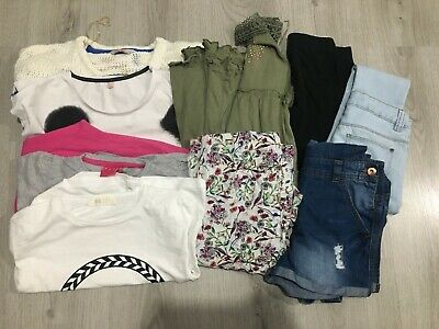 Girls Bundle Size 8-9 From H&M Tu Primark Sophie M&S George