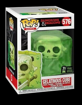 Gelatinous Cube - Dungeons & Dragons Funko Pop 2020 ECCC Shared Pre-Order