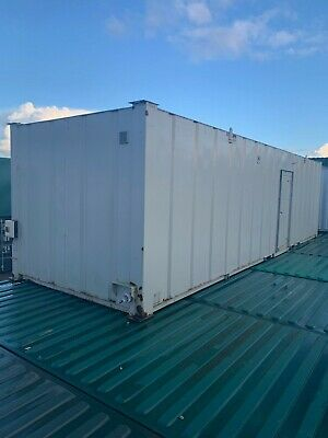 32' x 10' Office/Canteen/Toilets
