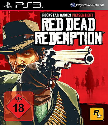 Red Dead Redemption (Sony PlayStation 3, 2010)