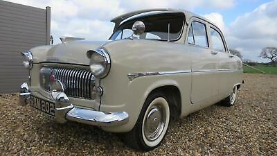 1955 Ford Consul 4 DOOR SALOON SHOW WINNER Coupe Petrol Manual