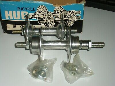 NOS BMX SUZUE SMALL FLANGE GOLD 36 HOLE HUBS BOXED EARLY 80/'s OLD SCHOOL