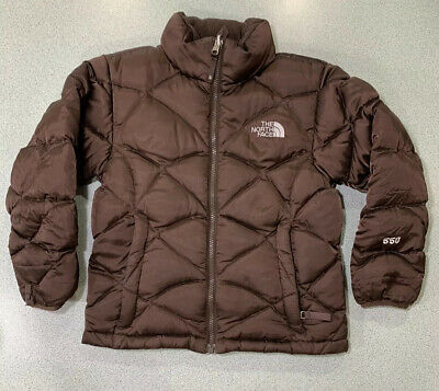 North Face Girls Small Puffer 550 Jacket