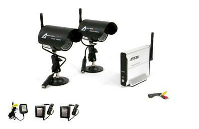 Wireless Camera's  > Receiver > Remote Control Complete Set.