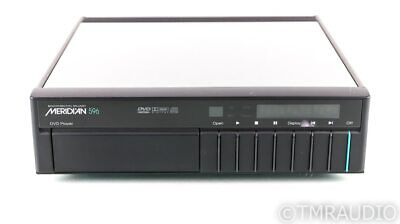 Meridian 596 DVD Player; Dolby Digital; DTS (No Remote)