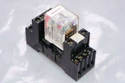 Tele Relay Type: RM730 230V with Base Tele Type: RS114