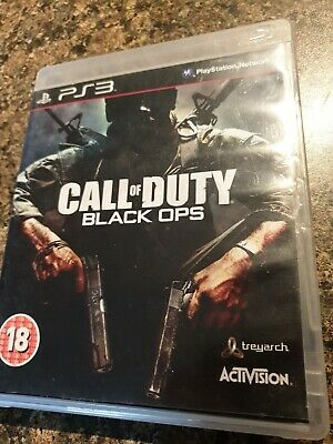 Call of Duty- Black Ops ps3 - Play Station Fast Delivery cheap to clear