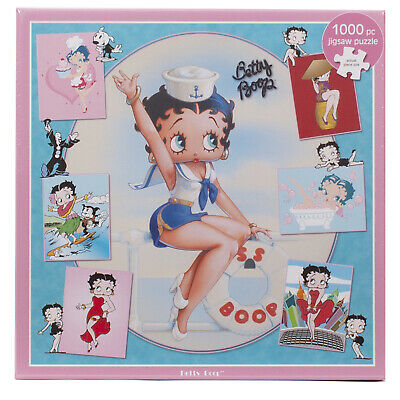 1000 Piece Betty Boop  Jigsaw Puzzle  580x580mm