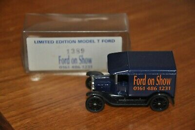 Vintage Limited Edition Model T Ford Produced For Ford On Show No 1389