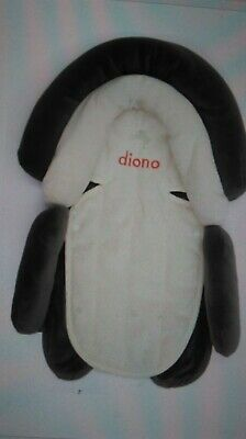 Diono Cuddle Soft Baby Infant Car Seat/Pushchair Head & Body Support Insert BNIP