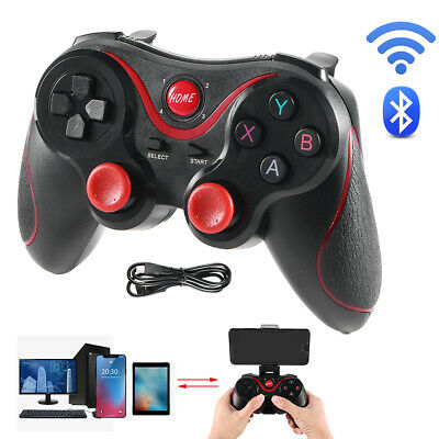 Bluetooth Wireless Gamepad Joystick Joypad Game Controller for PC Android Tablet