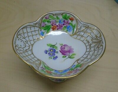 Vintage Compote Dish