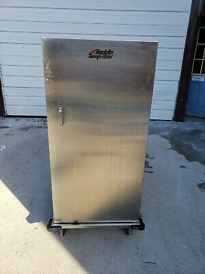 Stainless Enclosed Tray Delivery/Retrieval/Transport Cart