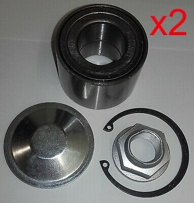 FITS Nissan Primastar 2002-2015 Front Hub Wheel Bearing Kit Pair x 2