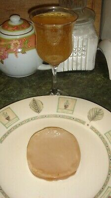 "Kombucha Scoby Organic very Large Fat 4"" boost your immune system naturally !"
