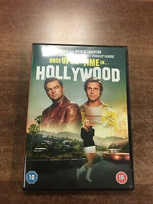 once upon a time in hollywood dvd 2019