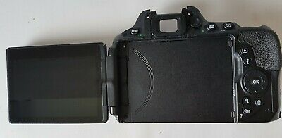 Complete Nikon D3300 DSRL Camera LCD Screen Back Cover 217