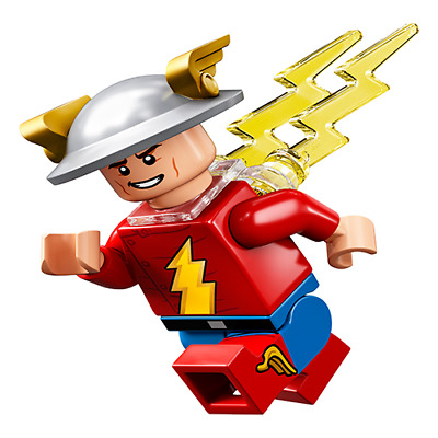 LEGO MINIFIGURES DC SUPER HEROES SERIES 71026 -the flash