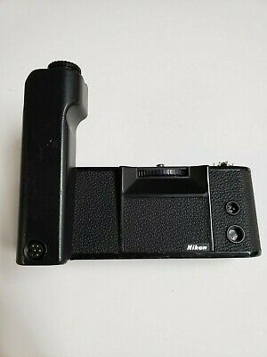 Nikon MD-4 MD 4 Motor Drive for F3