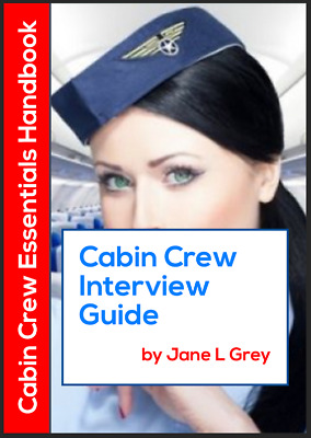 Cabin Crew Interview Guide -  You'll get a PDF! printing too expensive